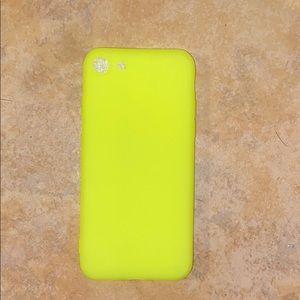 Iphone 8 silicone case